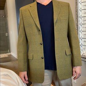 Magee Hand Tailored Tweed Wool Jacket